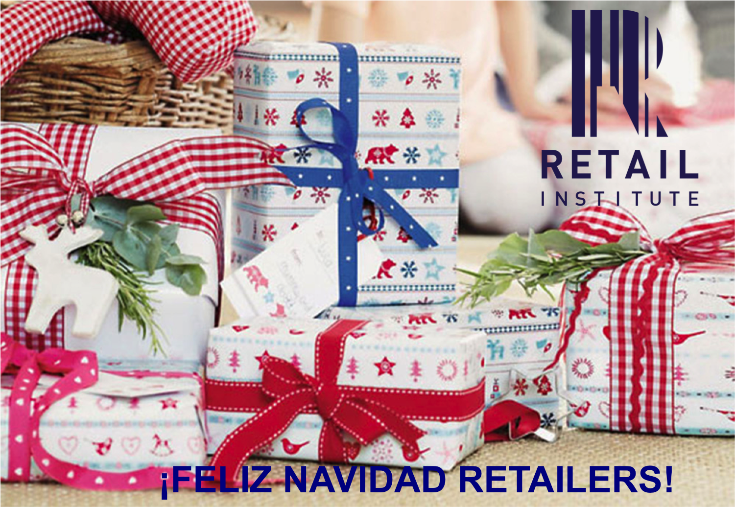 Retail Institute Merry Xmas