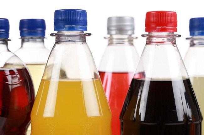 Bebidas azucaradas y gaseosas