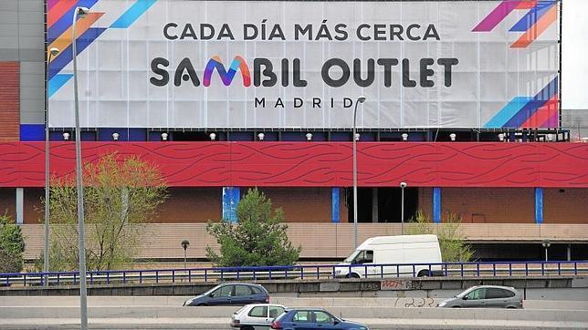 Sambil outlet abrirá