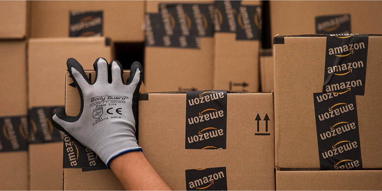 Amazon disruptiva amenaza