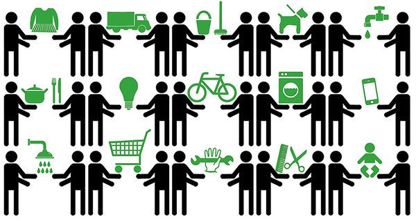 Economía colaborativa entre semejantes en retail