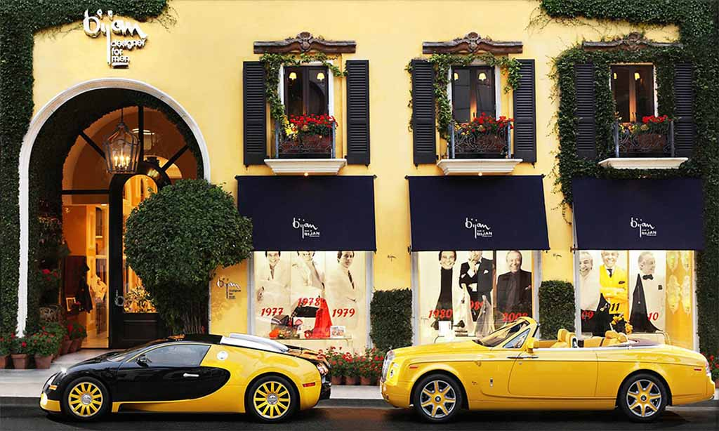 Retail Institute looks at House of Bijan